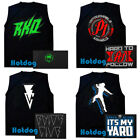 Wrestling Adult Men Kid Youth Child T-Shirts Muscle Tee Vest Tank Top Sleeveless
