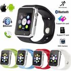 A1 Smart Watch Digital Analog Sports Watch For iPhone Samsung HTC Android Phone