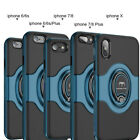 For iPhone X 6 6S 7 8 iPhone8 Plus 360° Shockproof Hybrid Rugged Slim Case Cover фото