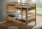 Artisan 3FT Single Beech Wooden Bunk Bed Including Free Drawers
