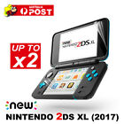 Clear Top&Bottom LCD Screen Film Protector Guard For Nintendo New 2DS LL/XL 2017
