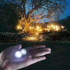 50 X Fairy LED Pearls Berry Light For Floral Vase Xmas Party Garden Floral Decor