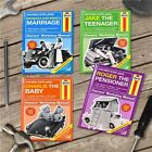 Wedding Anniversary Gifts - Personalised Haynes Explains Marriage Manual Funny