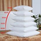 White Soft PP Cotton Cushion Core Throw Pillow Filler For Home Sofa Chair Inner