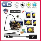 6LED WIFI Endoscope Wireless Waterproof Borescope Inspection Camera Android IOS