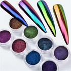 Manicure Decor Nail Art Glitter Chrome Pigment DIY Dust Mirror Powder