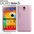 Samsung Galaxy Note 3 16GB Android Unlocked 4G LTE Smartphone 13 MP Black/White