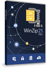 WinZip 21.0 - Pro Edition - Instant Digital Download - SUPER FAST DELIVERY
