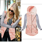 New Women Winter Warm Short Slim Down Cotton Hooded Coat Jacket Parka Outerwear