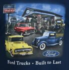 Ford Model T to 1966 F-Series Pickup Truck T-shirt 100% -  100% Cotton Preshrunk