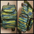 backpack page - No Boundaries Backpack ~ Front-Page Stripes