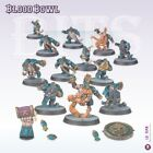 BLOOD BOWL GW 2016 DWARF TEAM THE DWARFS GIANTS