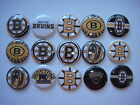 boston bruins buttons flat backs or pin badges cabochons embellishments magnets $6.95 USD on eBay