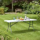 4ft-5ft-6ft Folding Garden Camping Picnic Kitchen Dining Coffee Tables