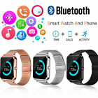 Unlocked Bluetooth Smart Watch GSM Phone with Text Call Camera Pedometer Touch