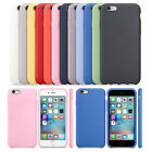 Luxury Shockproof Slim TPU Silicone Soft Back Case Cover For iPhone 7 & 7 Plus
