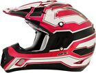 NEW AFX FX-17 Works Helmet DIRT MX ATV UTV BMX  <br/> FREE FAST SHIPPING ALL SIZES ALL COLORS