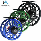 Fly Reel Fly Fishing Reels 3-4 5-6 7-8WT CNC Machined Aluminum Large Arbor