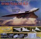 Cyber-hobby 1:200 Avro Vulcan B.2 Aircraft New Plastic Model Kit Dragon 1 200 B2