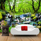 Clear Water In Woods 3D Full Wall Mural Photo Wallpaper Printing Home Kids Decor