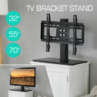"32"" 55"" 70"" Universal LCD LED Plasma VESA Wall Mount TV Stand Bracket Desktop"