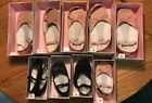NEW American Ballet Theatre Pink or Black Ballet Shoes ~ FREE SHIPPING