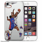 Silicone iPhone Cover case Basketball Lob City deandre jordan For all iPhones
