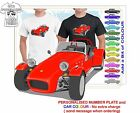 CLASSIC LOTUS 7 SPORTS ILLUSTRATED T-SHIRT MUSCLE RETRO SPORTS CAR
