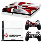 11 Styles PS4 Skin Sticker Cover For Sony Playstation 4 Console&Controller Decal