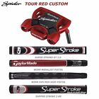 "New TaylorMade Spider Tour Red Putter 32""- 37"" Pick a Grip"