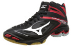 Mizuno Volleyball Shoes Wave Lightning Z3 MID V1GA1705 Black Red New from JAPAN