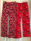 NEW Betty Boop Sleep Lounge Pants Fleece Plush Soft NWT Small S Red Pink Choice $18.0 USD