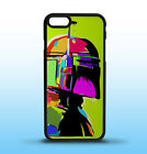 Star Wars Boba Fett Art iPhone Case, SE 5S 5C 6/6 Plus 7/7 Plus 8/8 Plus X $11.95 USD on eBay