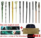Harry potter Hogwarts Hermione Granger Magic Wand in Box Cosplay Gift Collection