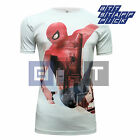 Unisex Spider-Man Homecoming Men's Organic Standard Fitted T-shirt