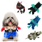 Cute Pet Dog Halloween Christmas Costume Apparel Cosplay Pet Outwear Clothing