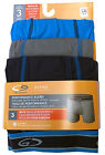"""C9 By Champion BOYS' Boxer Briefs 3-Pack """"DUO DRY  ACTIVE PREFORMANCE"""" NEW"""