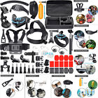 Sprots GoPro Accessories Kit for GoPro HERO session/5/4/3/2 Cameras 4 Style Sets