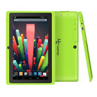 7'' Tablet PC Google Android 4.4 PAD 1GB/8GB Quad Core Dual Cameras WIFI Lot