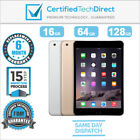 Apple iPad Mini 3 16GB 64GB 128GB Refurbished Satisfaction Guaranteed