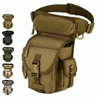 TACTICAL POCKET BAG ANGENTS WAIST AND LEGS BAG CAMPING HIKING FIELD GEAR BAG