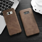 BOB Series PU Leather Back Cover Case For Samsung Galaxy S8