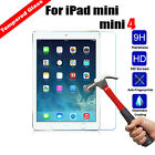 USA Premium Tempered Glass Screen Protector Film For Apple iPad 2/3/4 & Air Pro