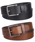 Levi's Mens' Casual Leather Belt