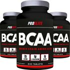 Pro Elite BCAA Branched Chain Amino Acid Muscle Recovery 240 Tablets