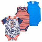 NEW Baby Unisex 3 Pack Bodysuits - Ferns