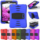 """Water Resistant Shockproof Hybrid Hard Rugged Armor Case Cover For iPad Pro 9.7"""""""
