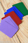 Intense Colours Business Cards 50pc blank wedding ATC craft DIY name place cards