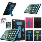 SHOCKPROOF HEAVY DUTY RUBBER HARD CASE COVER FOR New iPad  9.7 2017  A1823