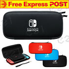 Nintendo Switch Shell Carrying Case Storage Bag Cover Case + Free Tempered Glass